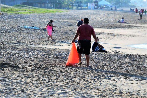 Jornada de Limpieza Playa Brujas Mazatlán Zona Trópico Sinaloa México SEDESU 2020 (12) A