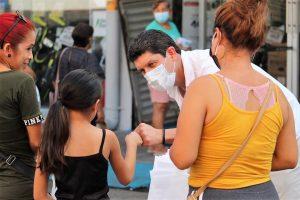 Jornada de Limpieza Playa Brujas Mazatlán Zona Trópico Sinaloa México SEDESU 2020 (3) A