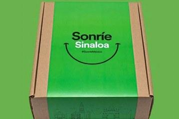 """Promueven y comercializan productos sinaloenses a través de la caja """"Sonríe Sinaloa"""""""
