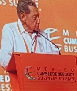 México Cumbre de Negocios Business Summit Mazatlán Sede 2020