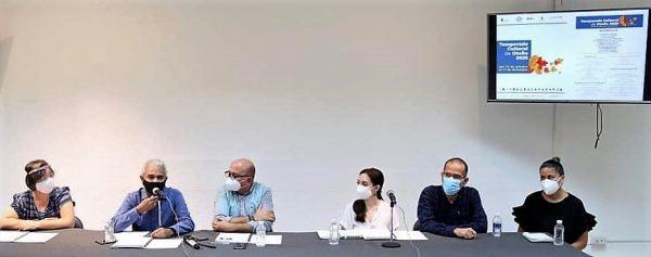 Papik Ramíez ISIC Temporada Cultural Otoño 2020 1