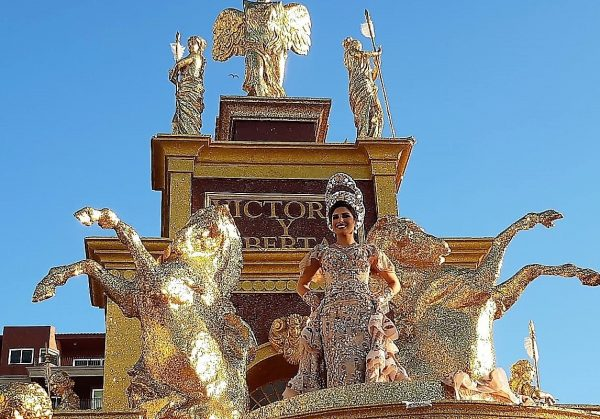 Primer Desfile Domingo de Carnaval de Mazatlán 2020 Carroza 1