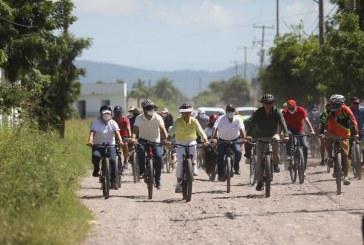 Quirino compromete obras a Escuinapa por 16 millones de pesos
