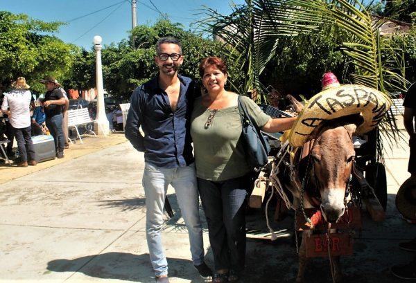Sandra y Carlos Piña La Taspana 2020