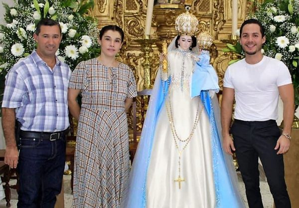Santísima Virgen del Rosario Pueblo Mágico Festividad Pandemia 2020 4