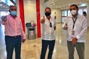 Swoop Primer Vuelo a Mazatlán 2020 2