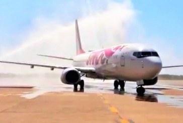 La Línea Aérea de Ultra Bajo Costo Swoop arriba a Mazatlán
