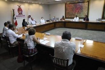 Un solo frente para el presupuesto de Sinaloa: Quirino