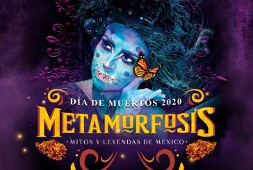 """Celebre el Día de Muertos con """"Metamorfosis: Mitos y leyendas de México"""""""