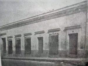 Segundo Edificio de Club Muralla