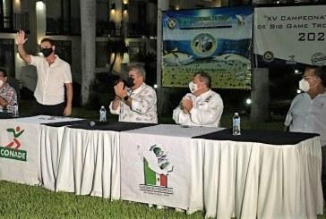 Mazatlán es sede del XV Campeonato Nacional de Pesca Deportiva