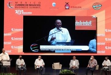Cumbre de Negocios, un faro que guía en tiempos de incertidumbre: Quirino Ordaz Coppel