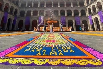 La Tradición del Día de Muertos mexicana y sus orígenes de acuerdo a la: Dra. Elsa Malvido INAH