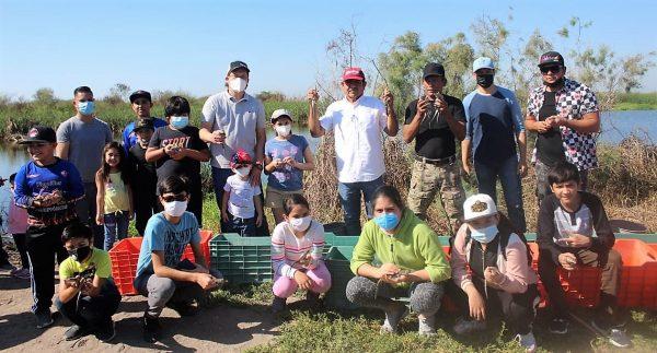 En Laguna de Chiricahueto Sinaloa Sobreviven el 80% de la Crías de Cocodrilo Beto Caimán 3