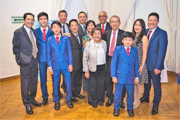 Esperanza Kasuga Recibe la Condecoración Japonesa Orden del Sol Naciente, Rayos de Oro y Plata Otoño 2020 1