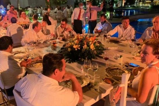 Resultados Fiesta Amigos de Mazatlán 2020: Entrevista Óscar Pérez Barros Secretario de Turismo de Sinaloa