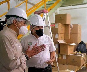 Harimasa, primera empresa industrial conectada a la red del gasoducto en la zona centro de Sinaloa 2020 2
