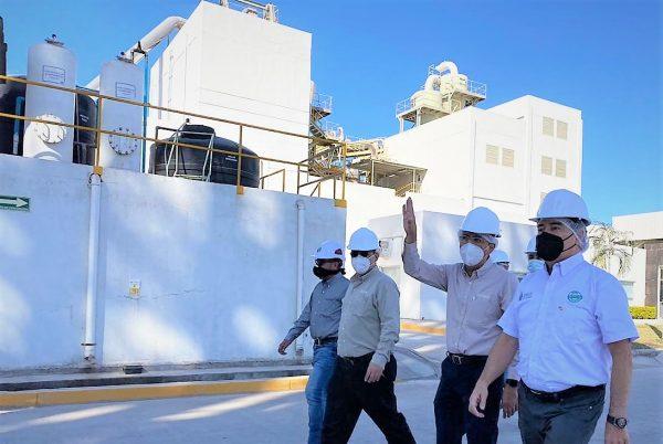 Harimasa, primera empresa industrial conectada a la red del gasoducto en la zona centro de Sinaloa 2020 3