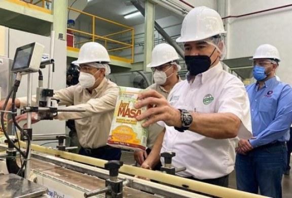 Harimasa, primera empresa industrial conectada a la red del gasoducto en la zona centro de Sinaloa