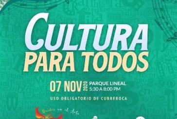 """""""Cultura para Todos"""""""