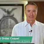 El Gobernador de Sinaloa Quirino Ordaz Coppel inaugura la XVIII México Cumbre de Negocios