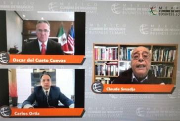 """Cumbre de Negocios 2020: Panel: """"Infraestructura: Extraer lecciones de la pandemia"""""""