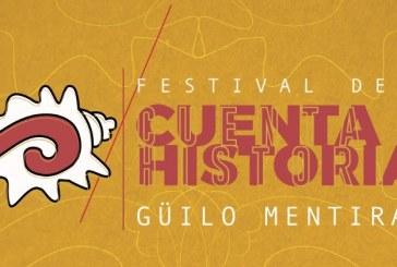 Mejorado y renovado llegará el Festival Cuenta Historias Güilo Mentiras