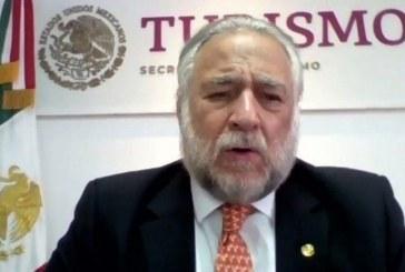 La unidad ha sido clave para enfrentar los retos que nos ha presentado la pandemia: Miguel Torruco Marqués
