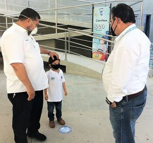 Niñas Niños de Hogar San Pablo Visitan Acuario Mazatlán 2020 1