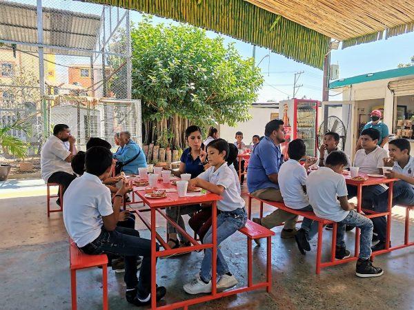 Niñas Niños de Hogar San Pablo Visitan Acuario Mazatlán 2020 4
