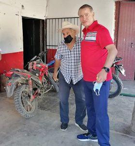 Quirino Ordaz Coppel Supervisa Avances de Obras en San Juan San Ignacio Sinaloa 2020 1