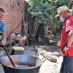 Quirino Ordaz Coppel Supervisa Avances de Obras en San Juan, San Ignacio Sinaloa 2020