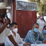 Quirino se reúne con gobernadores tradicionales indígenas
