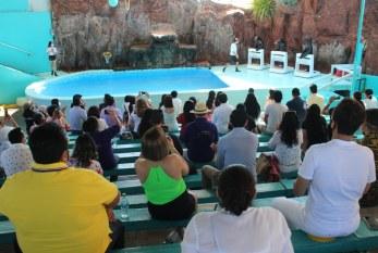 Recibe Acuario Mazatlán a comitiva de Dolores Hidalgo