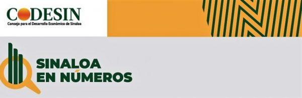 Sinaloa en Números 2020 Codesin