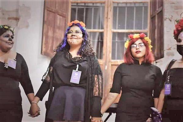 Sirenas Negras Nace Colectivo Feminista en Mazatlán Octubre 2020 4