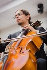 Aldo Tercero 2020 Violinista