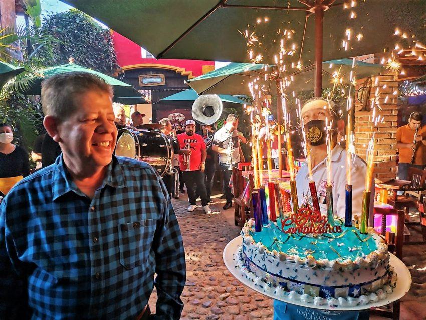 Aniversario 64 bDr. Marcos Gabriel Osuna Tirado El Quelite en El Mesón de los Lauréanos 2020