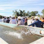 Dan a conocer a productores acuícolas de Mazatlán, Concordia y El Fuerte, modelo exitoso de El Salto