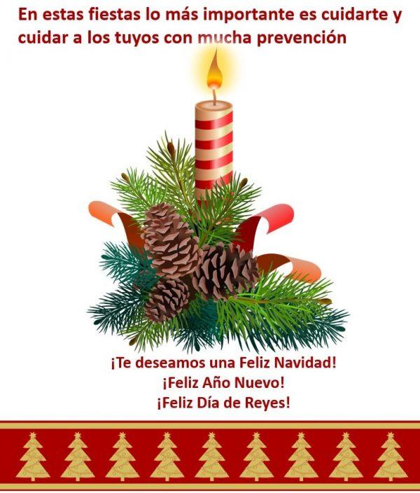 En casa es mejor! Instan a Celebrar las Fiestas Navideñas de Año Nuevo y Reyes en Familia 2020 2
