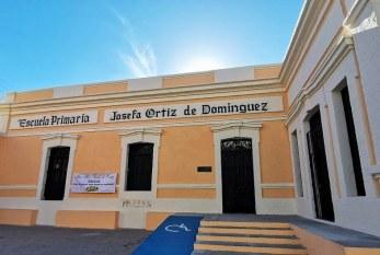Domingo de Historias: Uno de los Edificios más hermosos de Mazatlán es el que ocupa la Esc. Josefa Ortiz de Domínguez