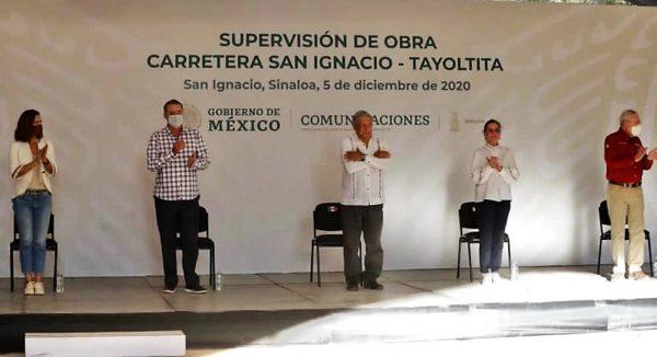 Gira AMLO por Sinaloa 2020 10