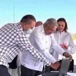 Gira de AMLO por Sinaloa Diciembre de 2020