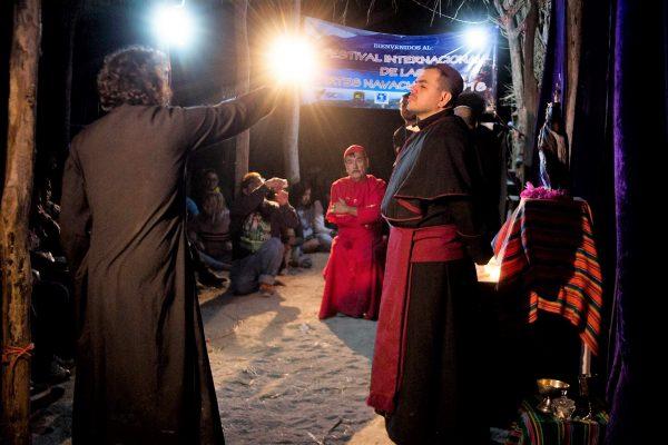Homenaje a Antonio Coronado Guerrero Fundador Festival Cultural Navachiste Mazatlán 2020 2