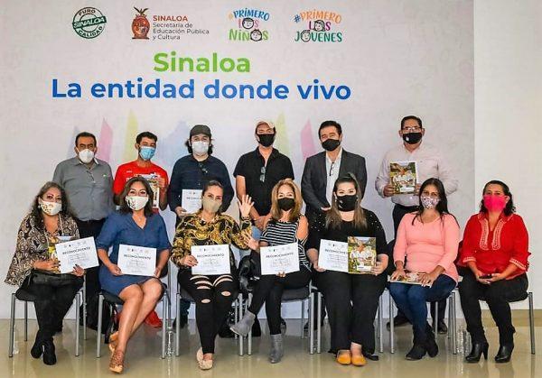 Libro Sinaloa la entidad donde vivo 2020 3