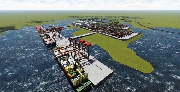 Mazatlán con la posibilidad de ser el Puerto Capital de la Eficiencia Carlos Ortiz The Caxxor Group 1