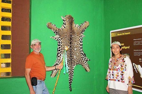 Museo del Jaguar de San Ignacio, Zona Trópico, Sinaloa, México, 2020 Fundadores