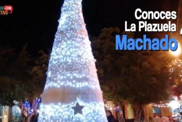 Lugares Navideños Emblemáticos en Mazatlán: Plazuela Machado