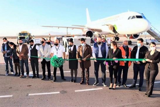 Viva Aerobus abre nueva ruta Los Mochis –Cd de México