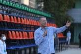 Quirino entrega mobiliario a cerca de 600 escuelas